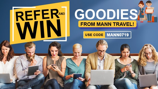Refer and Win Goodies